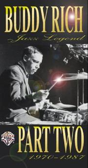 Cover of: Jazz Legend | Buddy Rich