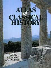Cover of: Atlas of Classical History