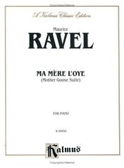 Cover of: Ravel Mother Goose Suite