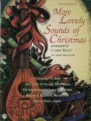 Cover of: More Lovely Sounds of Christmas | Carrie Kraft