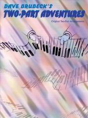 Cover of: Dave Brubeck's Two-Part Adventure