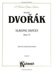 Cover of: Slavonic Dances