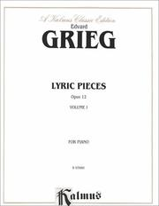 Cover of: Grieg