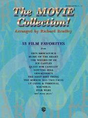 Cover of: The Movie Collection! | Richard Bradley