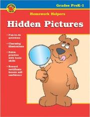 Cover of: Hidden Pictures | School Specialty Publishing