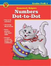 Cover of: Numbers Dot-to-Dot | School Specialty Publishing