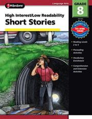 Cover of: High Interest - Low-Readability Short Stories (High Interest/Low Readability) grade 8