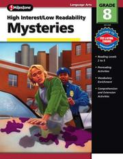 Cover of: High Interest/Low Readability Mysteries (High Interest/Low Readability) grade 8