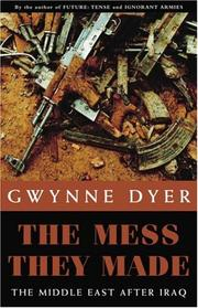 Cover of: The Mess They Made