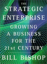 Cover of: The Strategic Enterprise