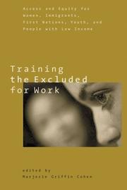 Cover of: Training the Excluded for Work