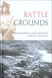 Cover of: Battle Grounds | P. Whitney Lackenbauer