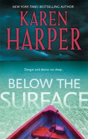 Cover of: Below The Surface