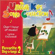 Cover of: U Kids Favorite Sing-A-Longs | Various Artists