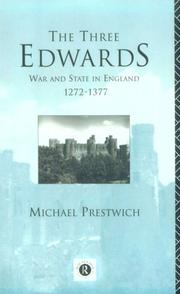 The three Edwards by Michael Prestwich
