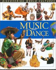 Cover of: Music and Dance