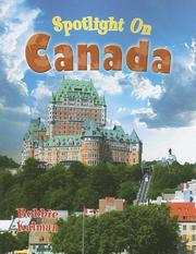 Cover of: Spotlight on Canada (Spotlight on My Country)