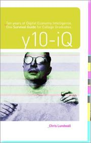 Cover of: Y10-IQ Ten years of Digital Economy Intelligence