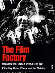 Cover of: The film factory |