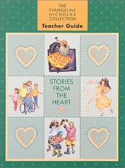Cover of: Evangeline Nicholas collection teacher guide