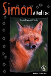 Cover of: Simon: A Red Fox (Cover-to-Cover Chapter Books: Animal Adv.-Land)