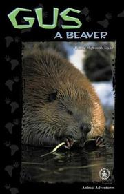 Cover of: Gus: A Beaver (Cover-to-Cover Chapter Books: Animal Adv.-Land)