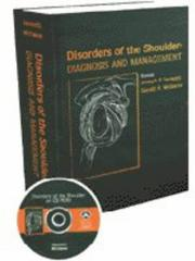 Cover of: Disorders of the Shoulder | Joseph P. Iannotti