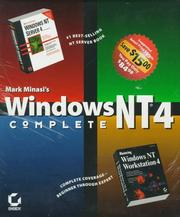 Cover of: Windows Nt 4 Complete