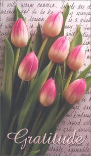 Cover of: Gratitude/Tulips Journal |