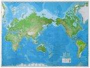 Cover of: World Wall Map