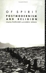 Shadow of Spirit: Postmodernism and Religion