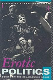 Cover of: Erotic Politics