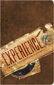Cover of: Experience | Various