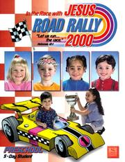 Cover of: In the Race with Jesus Road Rally 2000, Preschool 5-Day Student |