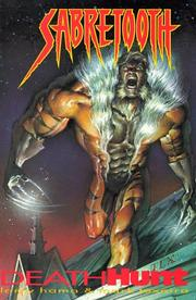 Cover of: Sabretooth