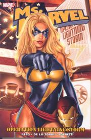 Cover of: Ms. Marvel Vol. 3