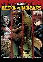 Cover of: Legion of Monsters