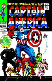 Cover of: Essential Captain America, Vol. 1