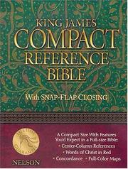 Cover of: King James Compact Reference Bible |