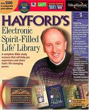 Cover of: Hayford's Electronic Spirit-Filled Life  Library