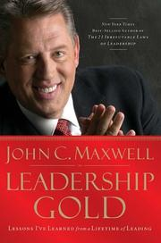 Cover of: Leadership Gold | John C. Maxwell