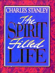 Cover of: The Spirit Filled Life (Not So Itty Bitty Books)