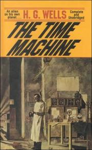 Cover of: The Time Machine | H. G. Wells