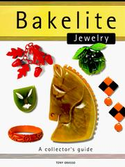 Cover of: Bakelite jewelry