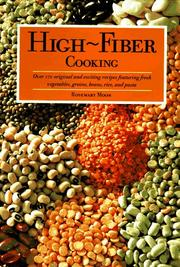 Cover of: High Fiber Cooking