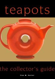 Cover of: Teapots