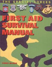 Cover of: First Aid Survival Manual