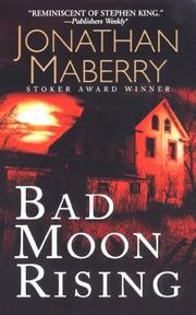 Cover of: Bad moon rising