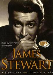 Cover of: James Stewart
