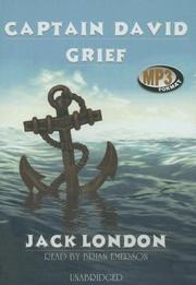 Cover of: Captain David Grief